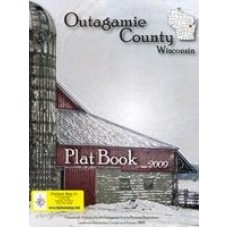 OUTAGAMIE Co. WI Plat Book 2013