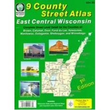 9 County Street Atlas (East Central WI)