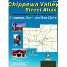 Chippewa Valley Street Atlas