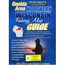 Northern WI Fishing Guide (Oneida,Forest,Lincoln,Langlade,Taylor)